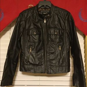 Rue 21 leather jacket